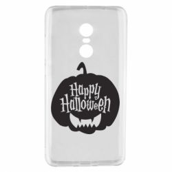 Чехол для Xiaomi Redmi Note 4 Happy halloween smile