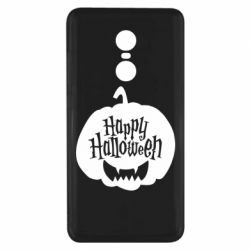Чехол для Xiaomi Redmi Note 4x Happy halloween smile
