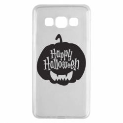 Чохол для Samsung A3 2015 Happy halloween smile