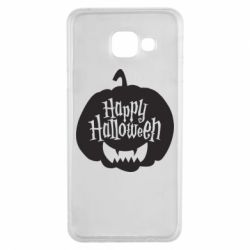 Чохол для Samsung A3 2016 Happy halloween smile