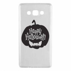 Чохол для Samsung A7 2015 Happy halloween smile