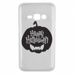 Чохол для Samsung J1 2016 Happy halloween smile
