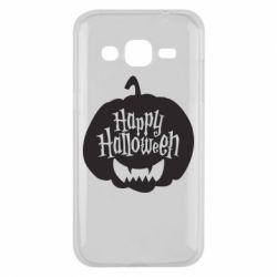 Чохол для Samsung J2 2015 Happy halloween smile