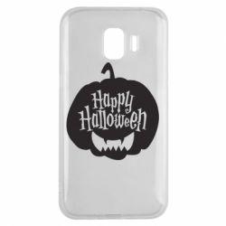 Чохол для Samsung J2 2018 Happy halloween smile