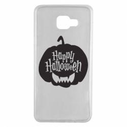 Чохол для Samsung A7 2016 Happy halloween smile