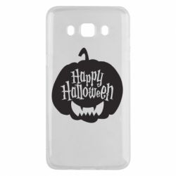 Чохол для Samsung J5 2016 Happy halloween smile