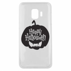 Чехол для Samsung J2 Core Happy halloween smile
