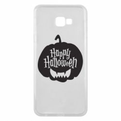 Чехол для Samsung J4 Plus 2018 Happy halloween smile