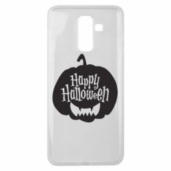 Чохол для Samsung J8 2018 Happy halloween smile
