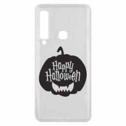 Чохол для Samsung A9 2018 Happy halloween smile
