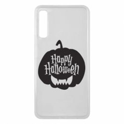 Чохол для Samsung A7 2018 Happy halloween smile