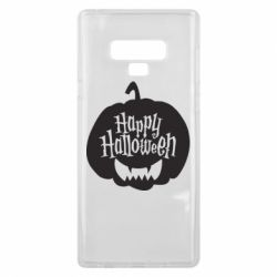 Чохол для Samsung Note 9 Happy halloween smile