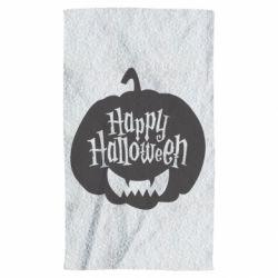 Рушник Happy halloween smile