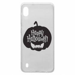 Чохол для Samsung A10 Happy halloween smile