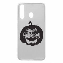 Чохол для Samsung A60 Happy halloween smile