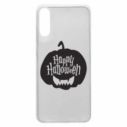 Чохол для Samsung A70 Happy halloween smile