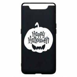 Чохол для Samsung A80 Happy halloween smile