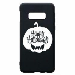 Чохол для Samsung S10e Happy halloween smile
