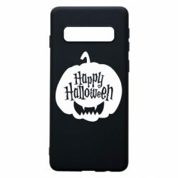 Чохол для Samsung S10 Happy halloween smile