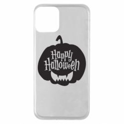 Чехол для iPhone 11 Happy halloween smile
