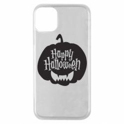 Чехол для iPhone 11 Pro Happy halloween smile