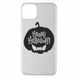 Чехол для iPhone 11 Pro Max Happy halloween smile