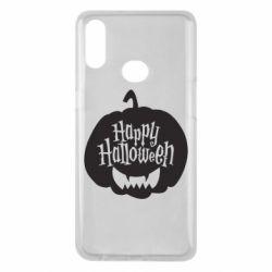Чохол для Samsung A10s Happy halloween smile