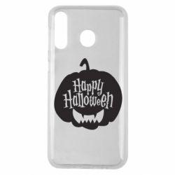 Чохол для Samsung M30 Happy halloween smile