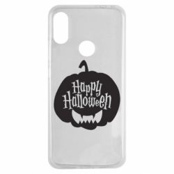 Чехол для Xiaomi Redmi Note 7 Happy halloween smile