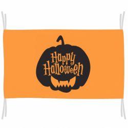 Прапор Happy halloween smile