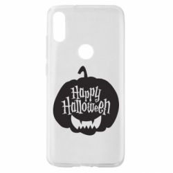 Чехол для Xiaomi Mi Play Happy halloween smile