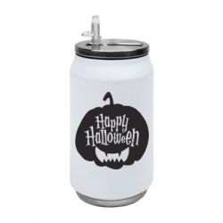 Термобанка 350ml Happy halloween smile