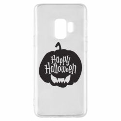 Чохол для Samsung S9 Happy halloween smile