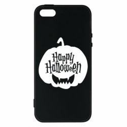 Чехол для iPhone5/5S/SE Happy halloween smile