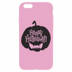 Чехол для iPhone 6/6S Happy halloween smile