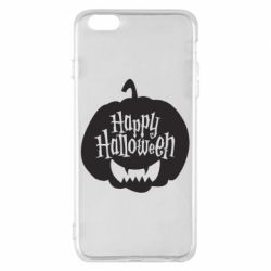 Чехол для iPhone 6 Plus/6S Plus Happy halloween smile