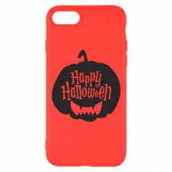 Чехол для iPhone 8 Happy halloween smile