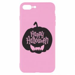 Чехол для iPhone 8 Plus Happy halloween smile