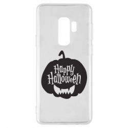 Чохол для Samsung S9+ Happy halloween smile