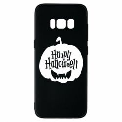 Чохол для Samsung S8 Happy halloween smile