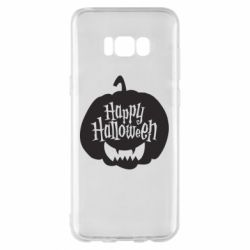 Чохол для Samsung S8+ Happy halloween smile