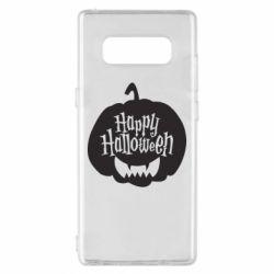 Чохол для Samsung Note 8 Happy halloween smile