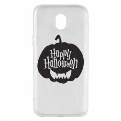 Чохол для Samsung J5 2017 Happy halloween smile