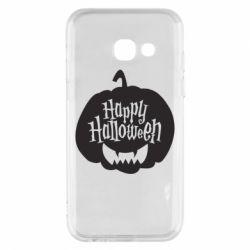 Чохол для Samsung A3 2017 Happy halloween smile