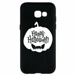 Чохол для Samsung A5 2017 Happy halloween smile