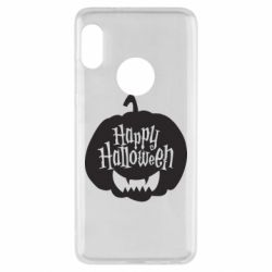 Чехол для Xiaomi Redmi Note 5 Happy halloween smile