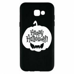 Чохол для Samsung A7 2017 Happy halloween smile