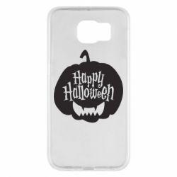 Чохол для Samsung S6 Happy halloween smile