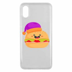 Чехол для Xiaomi Mi8 Pro Happy hamburger