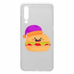 Чехол для Xiaomi Mi9 Happy hamburger